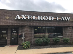Axelrod Law Office Painesville Ohio
