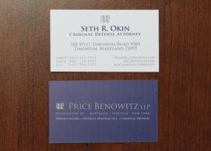 Seth Okin Attorney at Law Lochearn Maryland