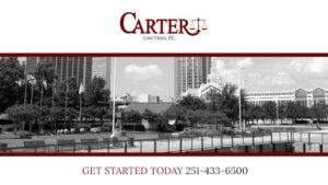 Carter Law Firm Tillmans Corner Alabama
