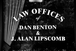 Benton & Lipscomb Law Firm Tillmans Corner Alabama