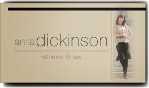 Anita Dickinson