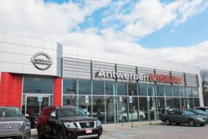 Antwerpen Nissan Security Lochearn Maryland