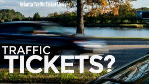 Atlanta Traffic Ticket Lawyer Kimbrel North Druid Hills Georgia