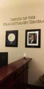 Utah Attorney General's Office Murray Utah