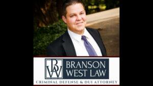 Branson West Law Murray Utah