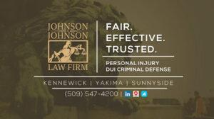 Johnson & Johnson Law Firm Yakima Washington