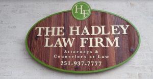 The Hadley Law Firm Tillmans Corner Alabama