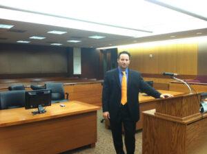 Attorney Scott Fortas - Hawkins Spizman Fortas North Druid Hills Georgia
