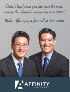 Affinity Law Group Waipahu Hawaii