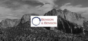Benson & Benson • Accidents • Injuries Murray Utah