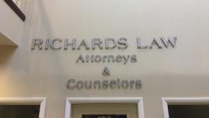 Richards Law